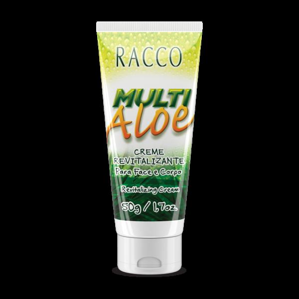 Crema Revitalizante para Rostro y Cuerpo Multi Aloe Racco, 5... image 1